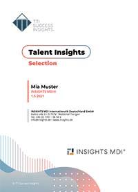 Musterbericht_Talent_Insights_Selection_de